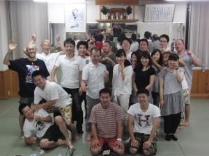 2013.7.13祝勝・慰労会2